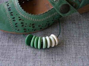 Beads to match shoes